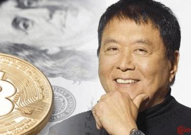 Robert-Kiyosaki and bitcoin