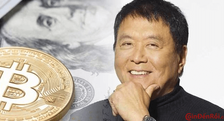 Robert-Kiyosaki and bitcoin