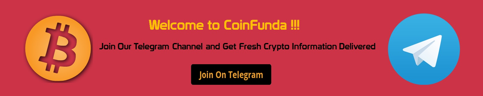 Join Coinfunda Telegram