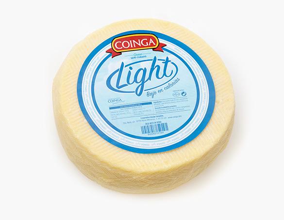 Queso de Mahón light pieza – Coinga, naturalmente
