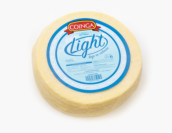 Queso de Mahón light pieza – Coinga, naturalmente