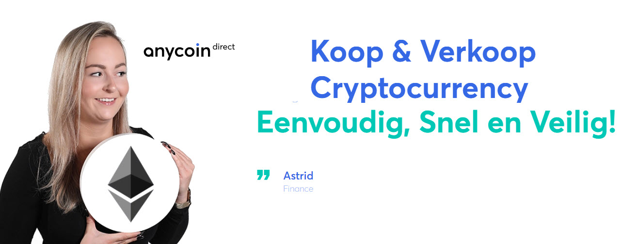 anycoin direct crypto broker nederland