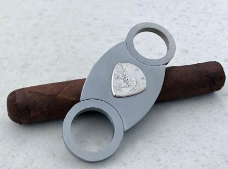 Cigar Cutter alt Coin Guitar Pick, Coin Guitar Picks