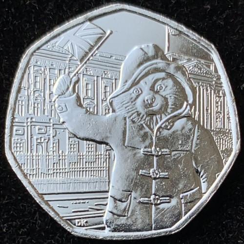 paddington bear 50p coins # 76