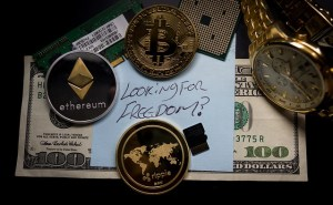 Top coins and altcoins