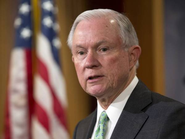 """U.S. Attorney General Jeff Sessions: """"Bitcoin Is A Big ..."""