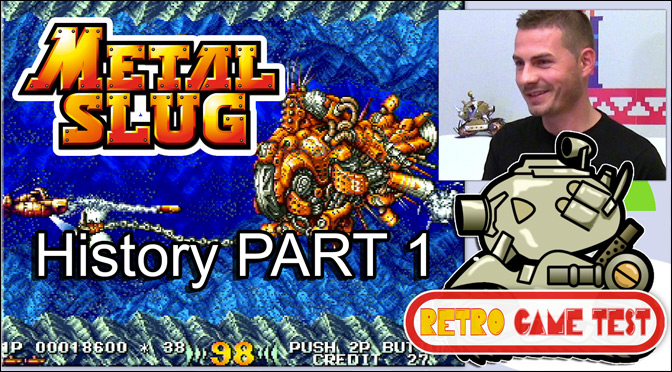 RGT METAL SLUG – PART 1