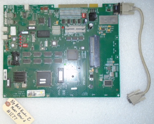 BIG BUCK HUNTER II Arcade Machine Game PCB Printed Circuit