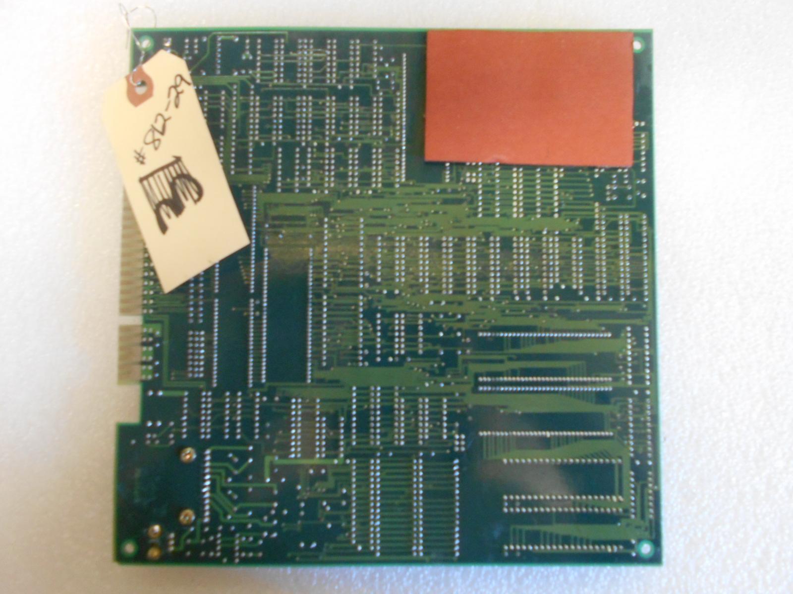 Crazy Bowl Arcade Machine Game PCB Printed Circuit Board