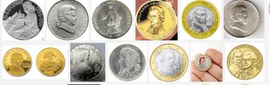 WA Mozart-Coins