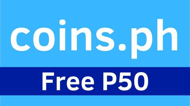 GCASH Free P50 - Coins