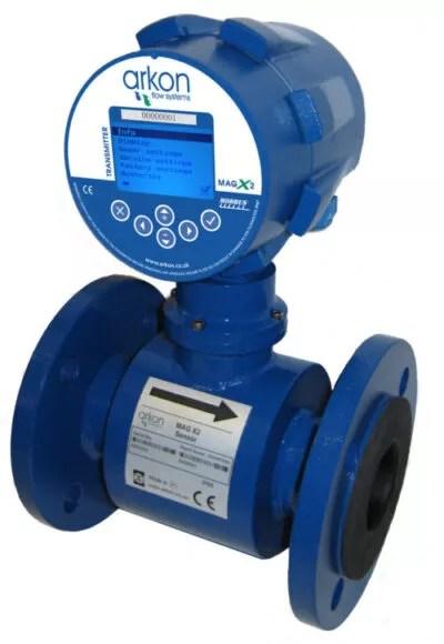 electromagnetic flowmeter arkon e1628789424467