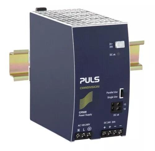 Fuente de poder PULS CPS20.241 en coinsamatik 1 2 e1628788989521
