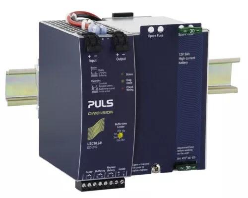 Fuente de poder PULS UBC10.241 en coinsamatik 2 e1628788623352