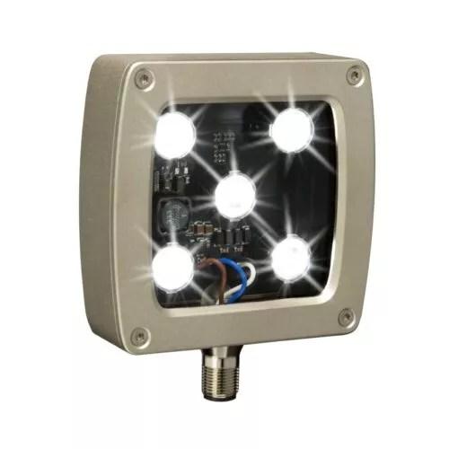 Luz de trabajo Marca Banner Modelo WLC90 Series LED de alta resistencia foto 1 e1628788323619