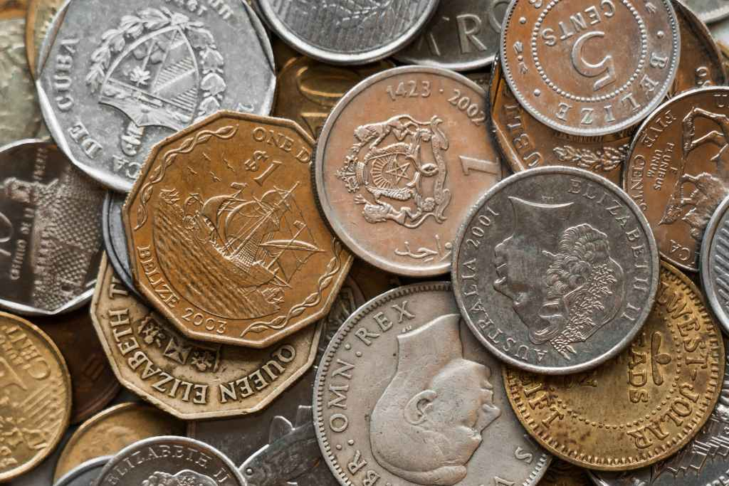 The Seven LUCKIEST Coins in the World