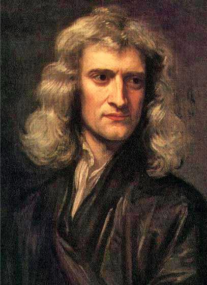 Sir Isaac Newton - Warden of the Mint
