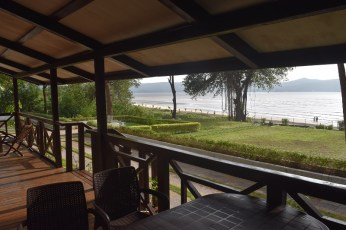 Little Paradise, gorgeous pair of wooden beachfront cottages at Murud