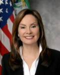 Treasurer of the United States Rosie Rios