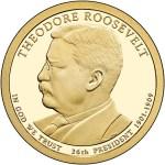 2013 Theodore Roosevelt Dollar