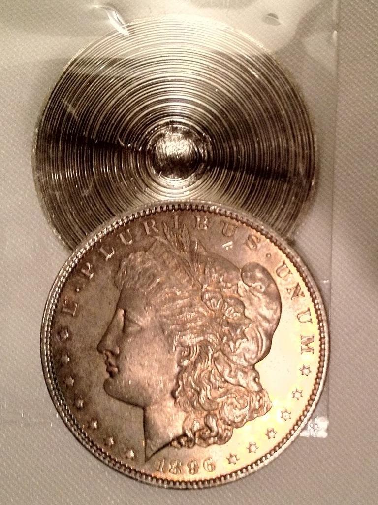 Counterfeit Morgan | Coin Collectors Blog