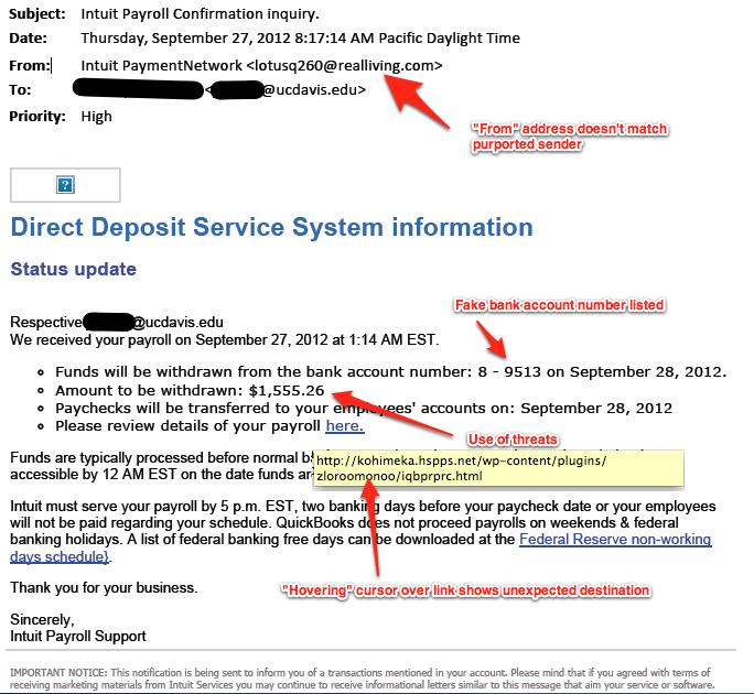 Letter Via Email Address