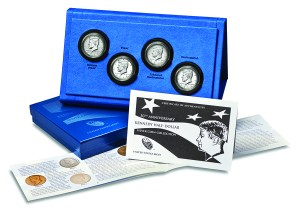 2014 Kennedy 50th Anniversary Silver Collection