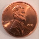 2015 Lincoln Cent Find