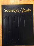 Southebys/Stacks 1933 Double Eagle Auction Catalog