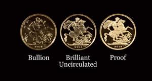 Royal Mint Striking Standards