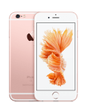 iPhone 6S in Rose Gold