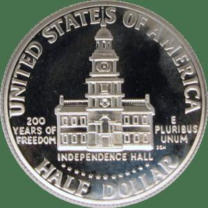 1976-S JFK Half Dollar Silver Proof