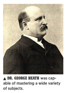 Dr. George Heath
