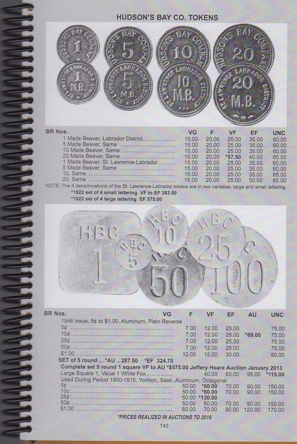 REVIEW: 2017 Canadian Circulating Coins, Tokens & Paper ...