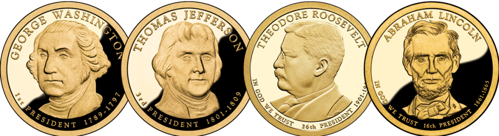 Collecting Small Dollars Presidential Dollars Coin