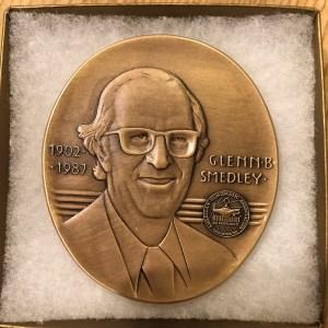Glenn B Smedley Medal