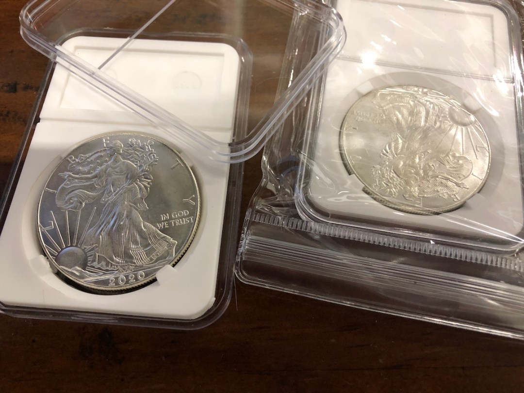 Fake Silver Eagles