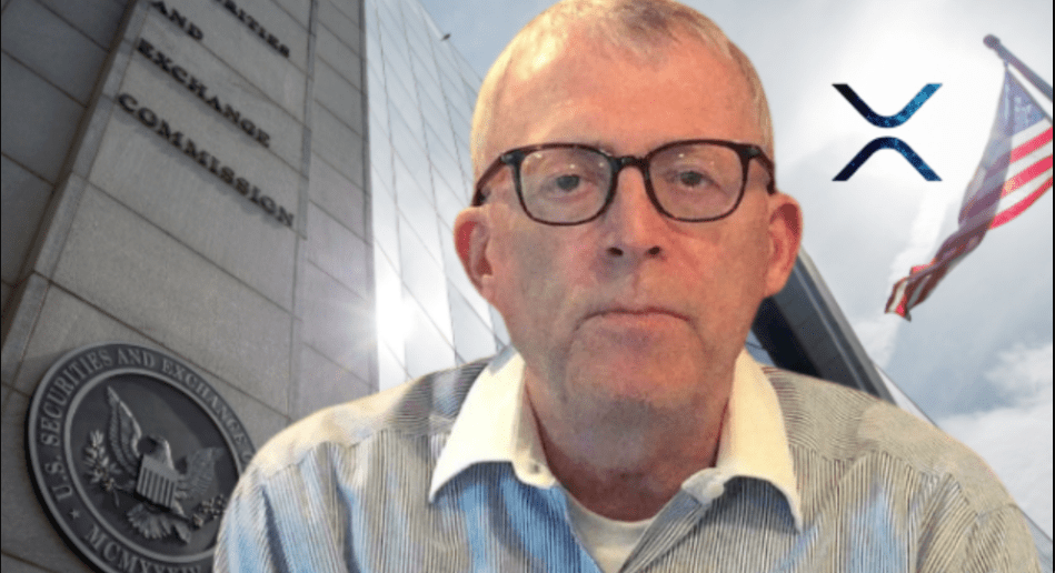 "Veteran Trader Peter Brandt describes Ripple as a ""Security"""