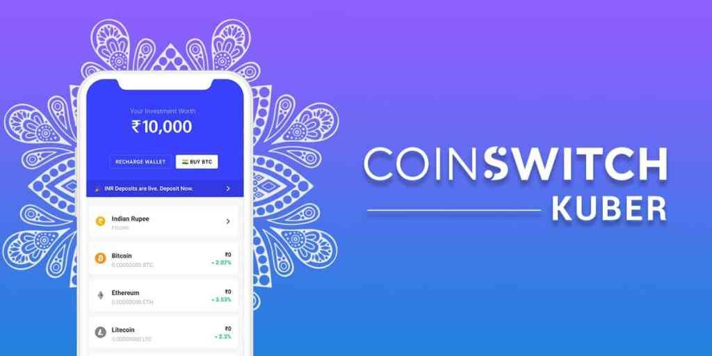 CoinSwitch Kuber Indian exchange raises $260M to attain unicorn status
