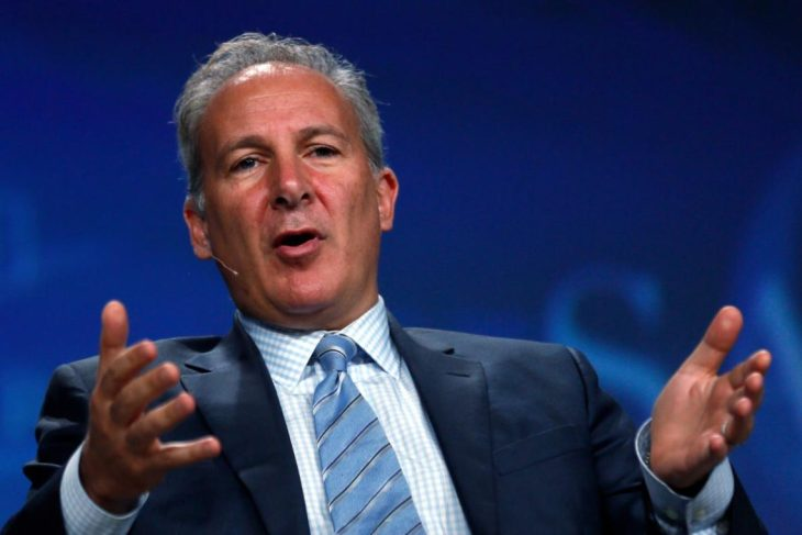 """Peter Schiff calls MicroStrategy's CEO """"mad"""""""