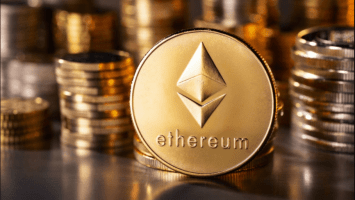 Ethereum supply soars briefly into deflation as gas fees rises