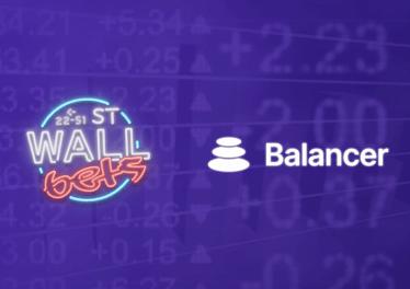 Balancer DeFi Protocol integrates with WallStreetBets Crypto App