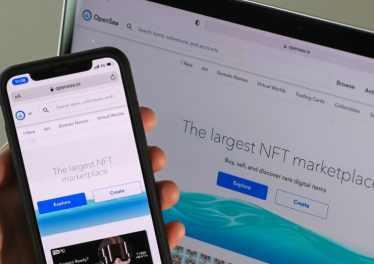 Opensea NFT Marketplace launches mobile Application