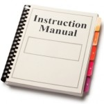 Manuals for various slot machines and others