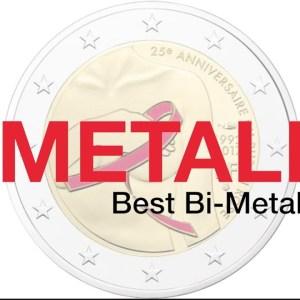Best Bi-Metallic Coin - COTY Awards 2019