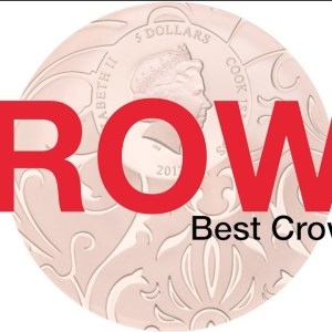 Best Crown Coin - COTY Awards 2019