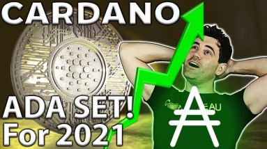 Cardano: Get Ready for ADA SURGE in 2021! 🌊