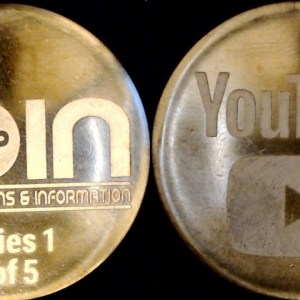 COIN OPP AUCTION. October 30, 2020 8:00 pm EST with Flordelina and Robert