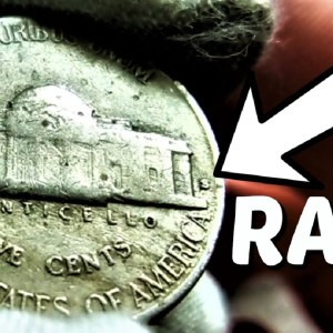 INSANELY RARE COIN FOUND! COIN ROLL HUNTING NICKELS INCREDIBLE DISCOVERY! | COIN QUEST