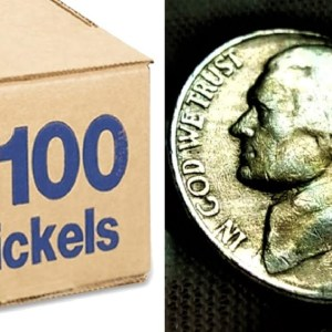 2,000 NICKELS SEARCHED, MULTIPLE RARE COINS FOUND! COIN ROLL HUNTING NICKELS | COIN QUEST